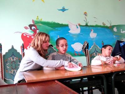 Vrijwilligerswerk logopedie project in Marokko