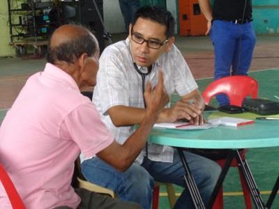 Vrijwilligerswerk Public Health in de Filippijnen