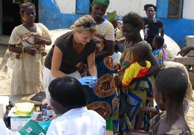 Vrijwilligerswerk public health in Ghana