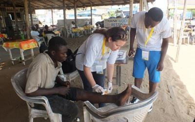 Doe vrijwilligerswerk in Togo op het Public Health project en help mee bij de verbetering van de gezondheidszorg.