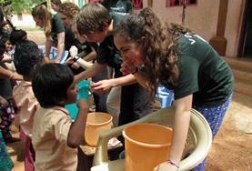 Gezondheidszorg vrijwilligerswerk in het buitenland: Tandheelkunde project