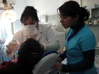 Vrijwilligerswerk tandheelkunde project in Argentinië