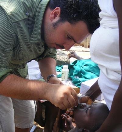 Vrijwilligerswerk tandheelkunde project in Ghana