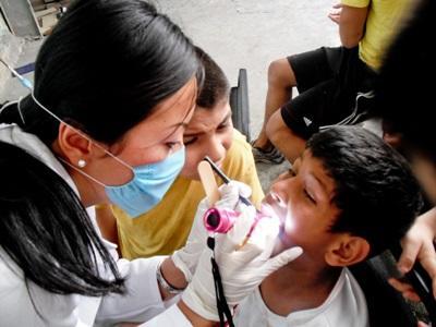 Vrijwilligerswerk tandheelkunde project in Mexico