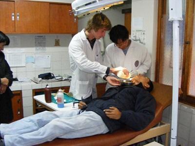 Vrijwilligerswerk tandheelkunde project in Peru
