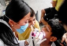 Doe ervaring op binnen de tandheelkunde voor vrijwilligerswerk te doen in een kliniek in Mexico.