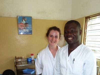 Vrijwilligerswerk tandheelkunde project in Togo