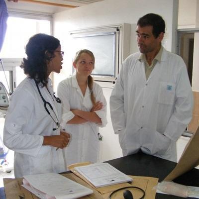 Vrijwilligerswerk verloskunde project in Marokko