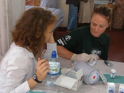 Vrijwilligerswerk verloskunde project in Sri Lanka