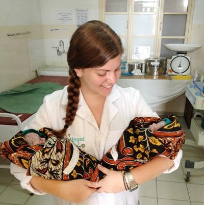 Vrijwilligerswerk verloskunde project in Tanzania