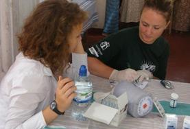 Verloskunde vrijwilligerswerk in het buitenland: Sri Lanka