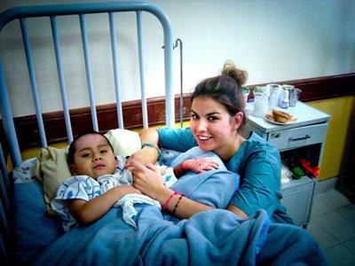 Vrijwilligerswerk verpleegkunde project in Bolivia