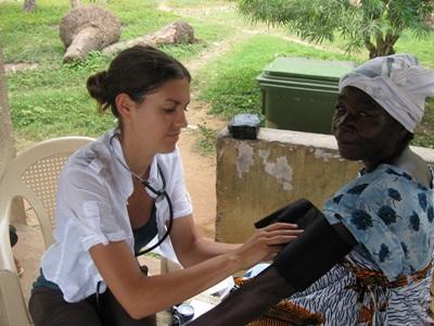 Vrijwilligerswerk vepleegkunde project in Ghana