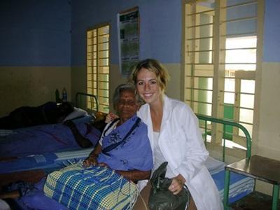 Vrijwilligerswerk verpleegkunde project in India