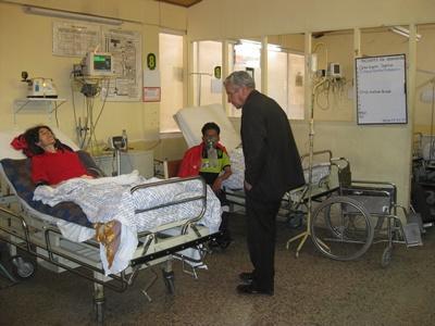 Vrijwilligerswerk verpleegkunde project in Peru