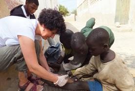 Verpleegkunde stage in het buitenland: Senegal