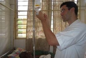 Vrijwilligerswerk in Togo: Gezondheidszorg