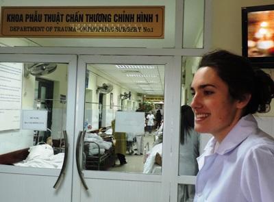 Vrijwilligerswerk verpleegkunde project in Vietnam