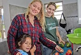 Voeding stage in het buitenland:  Bolivia