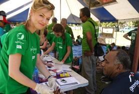 Voeding stage in het buitenland:  Fiji