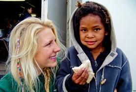 Voeding stage in het buitenland:  Zuid-Afrika