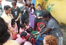 Groepsreizen kerstvakantie: Sri Lanka