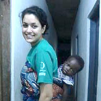 Durga, Kerstreis Geneeskunde naar Ghana