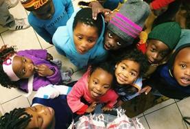 Vrijwilligerswerk in Zuid-Afrika: Groepsreis Kerstvakantie