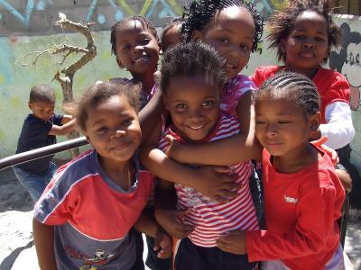 Groepsreis tijdens de kerstvakantie op het Sociaal & Samenlevingsproject in Zuid-Afrika