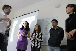 Stage lopen in het buitenland : Internationale ontwikkeling stage