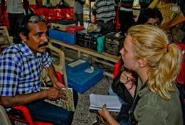 Internationale ontwikkeling projecten in het buitenland: India