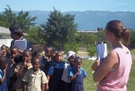 Internationale ontwikkeling projecten in het buitenland: Jamaica