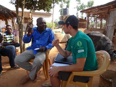 Vrijwilligerswerk internationale ontwikkelingsproject in Togo