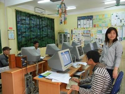 Internationale ontwikkelingsproject in Vietnam