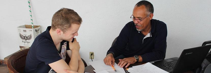 Werk als vrijwilliger aan internationale ontwikkeling