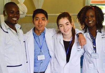 Doe ervaring op in de geneeskunde tijdens de medische jongerenreizen