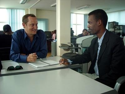 Journalistiek project in Ethiopië