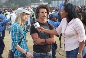 Doe ervaring op met buitenlandse media tijdens journalistiek vrijwilligerswerk in Ethiopië.
