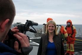 Als je journalistiek vrijwilligerswerk doet in Ghana, doe je nuttige ervaring op in buitenland verslaggeving.