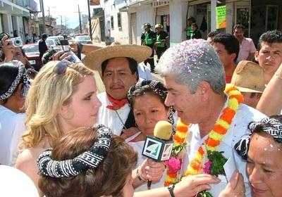 Vrijwilligerswerk journalistiek project in Mexico