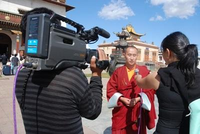 Journalistiek project in Mongolië