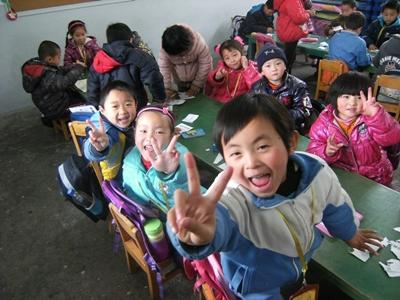 Lesgeven in China