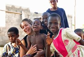 Vrijwilligerswerk lesgeven in het buitenland: Ghana