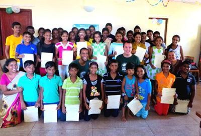Vrijwilligerswerk IT Sri Lanka