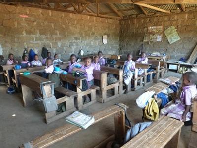 Lesgeef project in Kenia