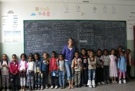 Vrijwilligerswerk lesgeven in het buitenland: Ethiopië