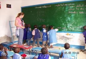 Vrijwilligerswerk lesgeven in het buitenland: Senegal