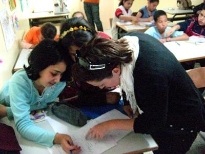 Vrijwilligerswerk lesgeef project in Marokko