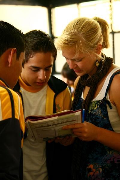 Vrijwilligerswerk lesgeef project in Mexico