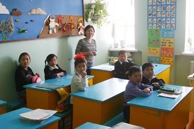 Vrijwilligerswerk lesgeef project in Mongolië